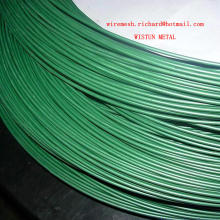 China Factory PVC revestido de ferro Wirefor Wire Mesh Fence Building