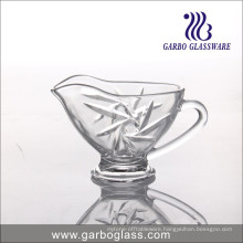 Glass Tableware Sun Design Glass Creamer