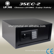 Security hotel furniture with burglary safe