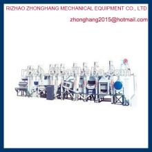 Завод по производству рисовой мельницы MCHJ