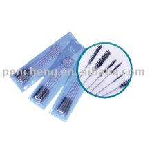1 Set Tattoo Machine Tube Tip Cleaning Brush Brushes