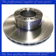 II377784 81508030038 81508030046 81508030040 81508030023 81508030031 for NEOPLAN ERF MAN truck brake disc