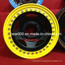 17 Inch Steel Bead Lock Wheel