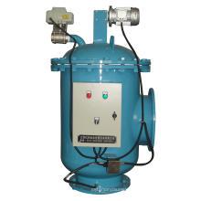 Filtre de nettoyage pour brosse à nettoyage progressif à large plage de filtration