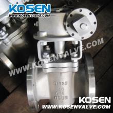 Дин рукавами Plug клапаны (X43F)