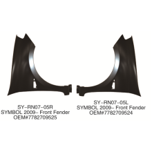 professional factory for for Fenders For Renault,Car Fenders For Renault,Left Car Fender Manufacturers and Suppliers in China SYMBOL 2009- Front Fender supply to Slovakia (Slovak Republic) Manufacturer