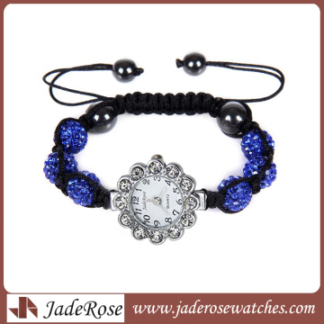 Venda quente colorido e moda liga Watch para Lady