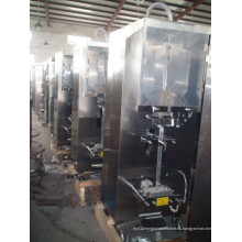 SGS y CE aprobaron la empaquetadora de agua de la bolsa pequeña automática para el líquido del aceite de la leche del jugo