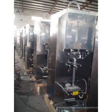 Ligne de production d'eau de poche automatique de service professionnel