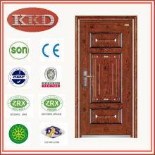 Heat Transferred Steel Security Door KKD-520 with CE