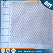 Antibactérien 99.99% fil d'argent pur maille / écran de filtre