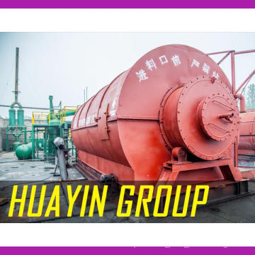 HUAYIN BRAND used rubber tile production line