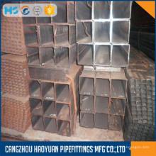 Galvanisiertes Stahlrohrrohr der quadratischen Struktur