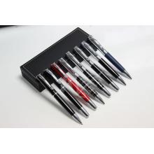 Pluma de tinta de metal pluma bolígrafo pluma bolígrafo en venta