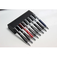 Metal Ink Pen Stationery Ballpoint Pen Roller Pen on Sale