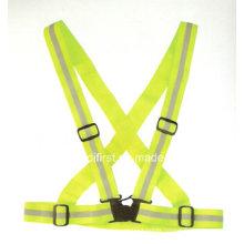 High Visibility Reflective Belt for Sport