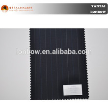 lã de tecido de pano de yantai para terno exterior