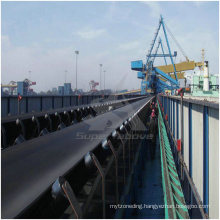 Wear-Resisting Rubber Belt Conveyor for Mineral and Coal