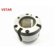 Pieza de acero del torno del CNC del servicio que trabaja a máquina del CNC de encargo en la alta precisión