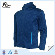 Melange 100% Polyester Men Fashion Sports Hoody