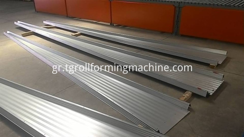 Grain Bin Roof Panel Forming Machine