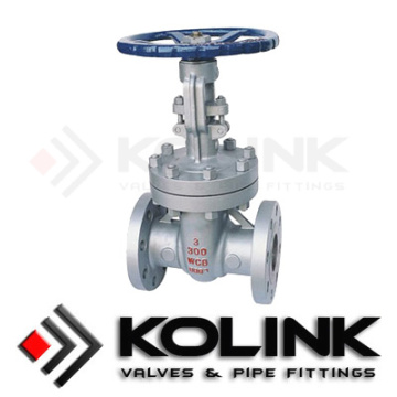 Rising-stem Wedge Gate Valve