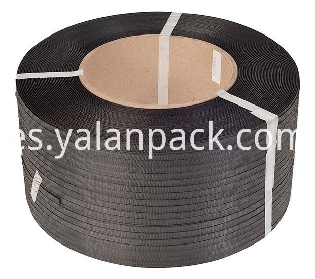 Strapping Pp Black