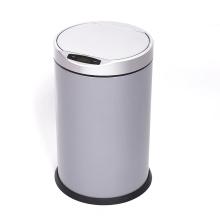 Round Sensor Automatic Dustbin 10L