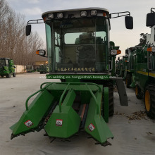 Máquina de la cosecha del maíz y del maíz de la maquinaria de granja 100hp para la venta