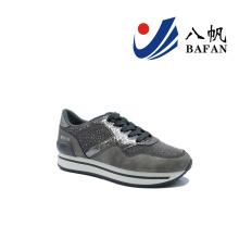 Chaussures de course à pied plat mode féminine (BFJ4209)