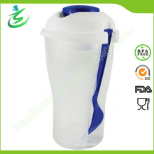 Wholesale BPA Free Plastic Salad Shaker Cup