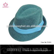 winter hats for men men blue fedora hats acrylic hat