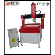 Máquina de grabado de la placa de metal de la máquina del enrutador del CNC de China
