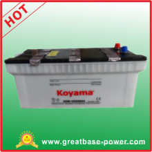 Bateria da bateria de carro 12V200ah / bateria do E-Carro / bateria do carro de golfe / bateria da E-Cadeira de rodas