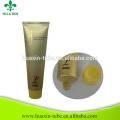 100ml cosmetic cream airless empty packaging color face wash tube