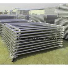 De Bonne Qualité Panneaux de clôture bon marché en métal pour le bétail