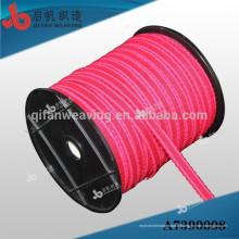 Usine adapte l'élastique durable de courroie de soutien-gorge durable de haute qualité qui respecte l'environnement