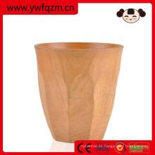 Taza de madera al por mayor directa de fábrica exquisita de gama alta