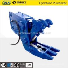 New hydraulic cylinder Hydraulic concrete pulverizer Excavator hydraulic pulverizer