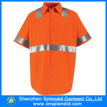 Cheap Custom Best Safety Workwear Apparel Embroidery Workwear
