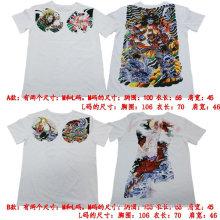 Nueva camiseta del tatuaje