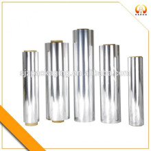 7 mic VMPET coated 8 mic LDPE film for roof ,floor ,wall insulation materials