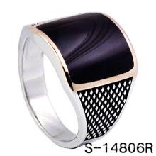 Boa qualidade fábrica por atacado 925 anel de prata esterlina