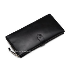 Customize OEM Business Hand Purse Men Long Hand Purse (ZX10195)