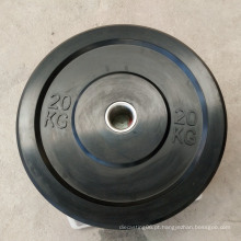 20kg Fitness Usado Bumper Placas para venda