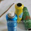 O aerossol de alumínio do pulverizador do desodorizante do metal 300ml pode (PPC-AAC-012)