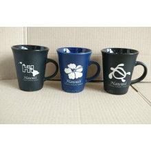 Lasergravierte Keramik Tassen