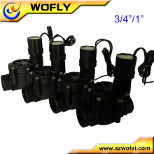 High temperature 2 way water solenoid valve