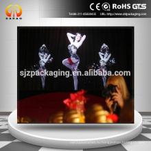 Трехмерная голографическая плёнка, голографическая фольга для сцены, 3 м / 5 м / 8 м в ширину