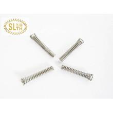 Ressorts de compression faits sur commande d'acier inoxydable de fil de musique de haute qualité (SLTH-CS-015)
